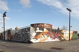 Skate park des Chartrons