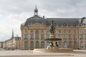 Place de la Bourse - crédit : T. Sanson Office de Tourisme Bordeaux