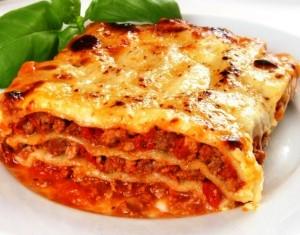 4. Lasagnes